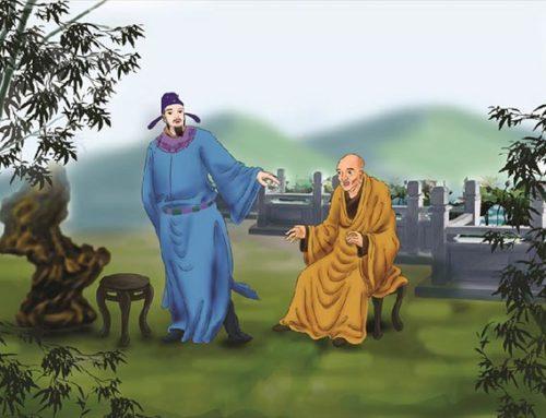 蘇東坡與佛印禪師的傳聞趣事