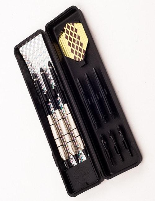 購樂趣-18克白銅電子飛鏢盒裝