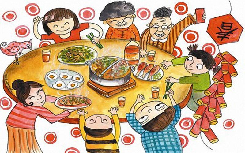 中國傳統新年 從除夕到十五的習俗和禁忌