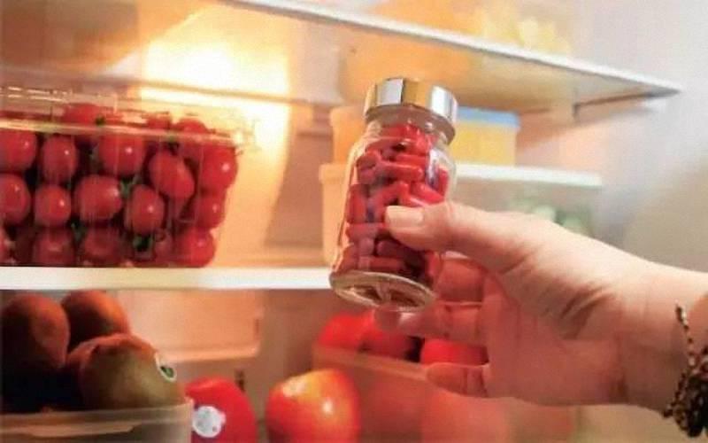 別把所有「藥品」往冰箱放!食藥署:避濕、熱才是關鍵
