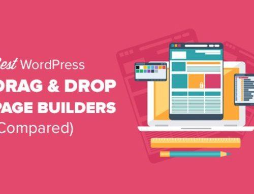 5款WordPress Drag and Drop Page Builders的比較和使用心得
