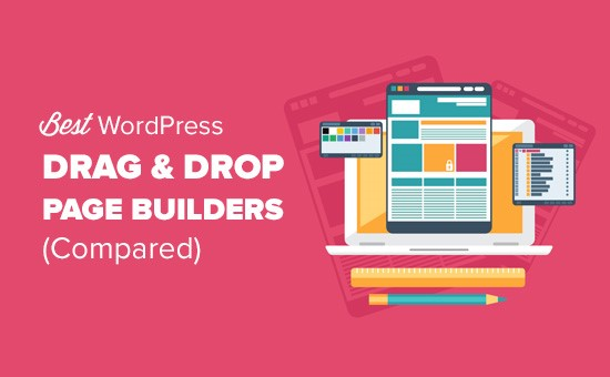5款WordPress Drag and Drop Page Builders的比較和使用心得