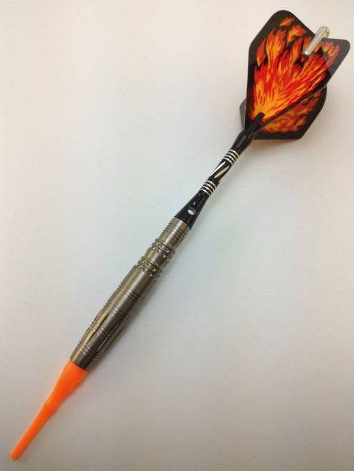 購樂趣-20克90%鎢鋼電子飛鏢